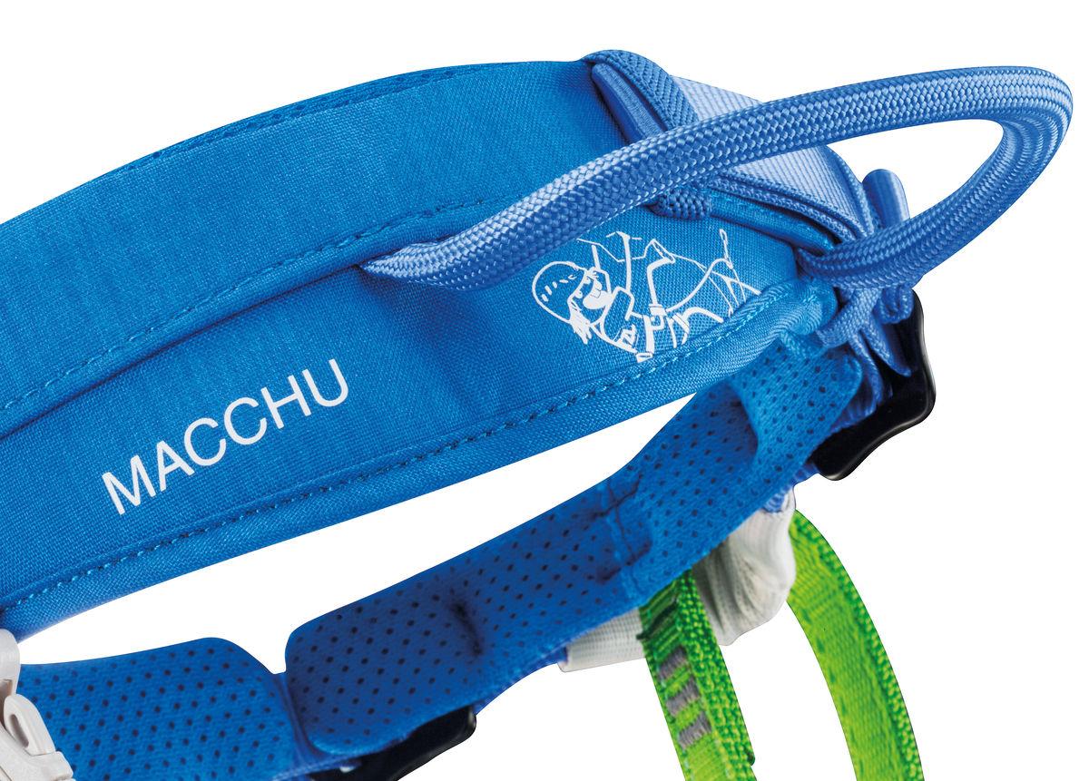 Petzl Kinder Klettergurte Macchu : Macchu gurte petzl deutschland