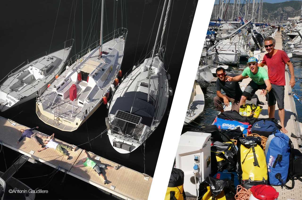 Klettergurt Für Mast : Weihnachtsgeschenke für segler zu zweit auf see