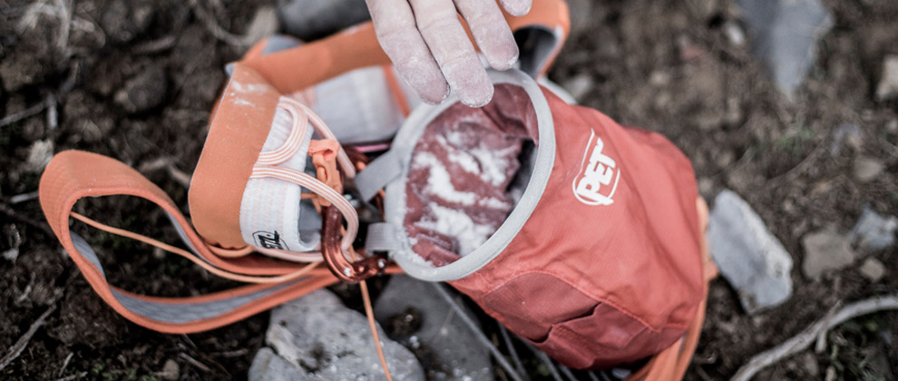 Petzl Offers An Entire Line Of Innovative Accessories Which Are The Result Many Years Experience In Field
