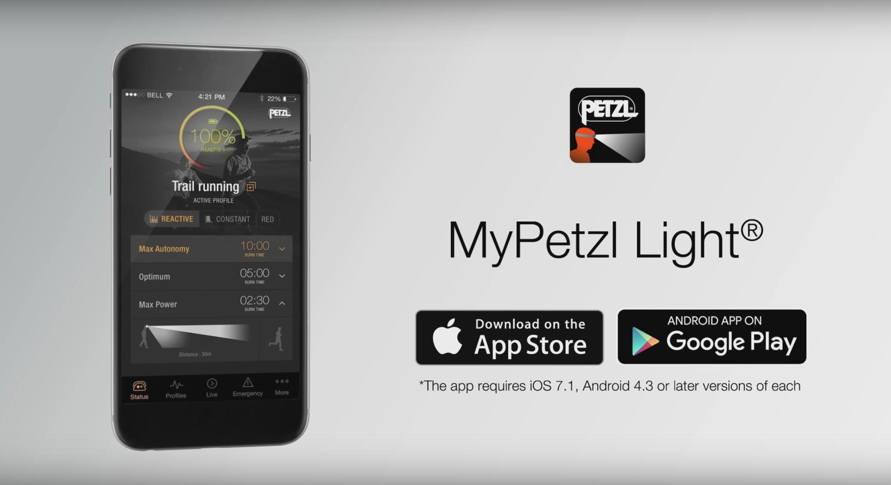 News Petzl Comment Utiliser Votre Lampe Frontale Bluetooth