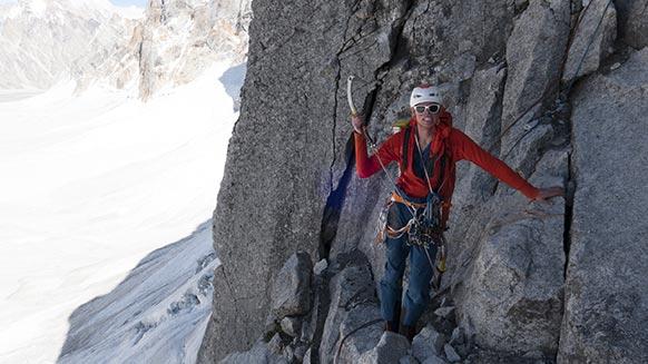 Latok I, 7145 m, versant nord, une première tant attendue