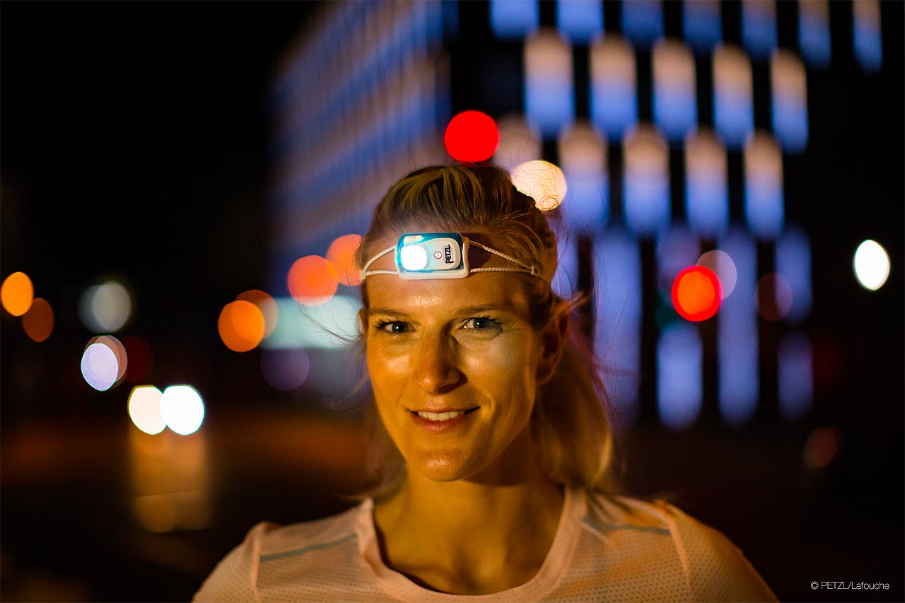BINDI - Berlin Story This is #PetzlNightRunning