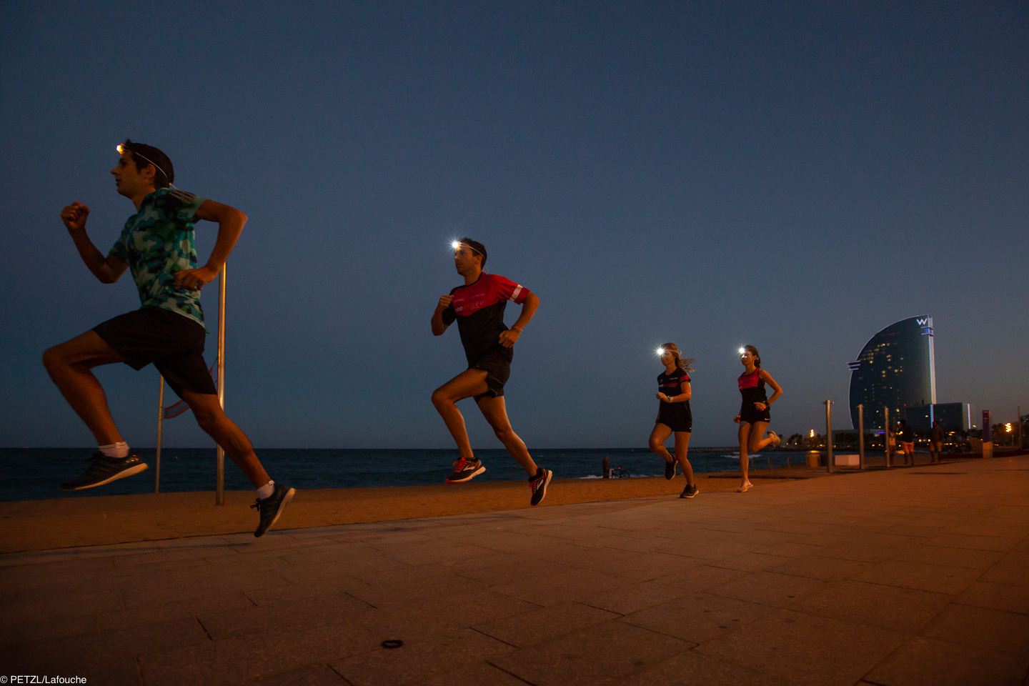 BINDI - Barcelona Story This is #PetzlNightRunning