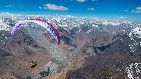 Le récit d'Antoine Girard et Damien Lacaze lors de leur expédition au Pakistan