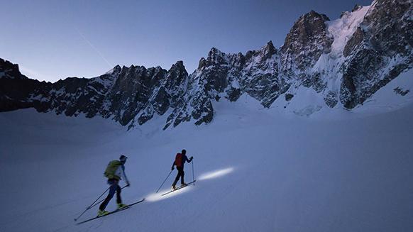 Ultra Royale, la traversata integrale del massiccio del Monte Bianco