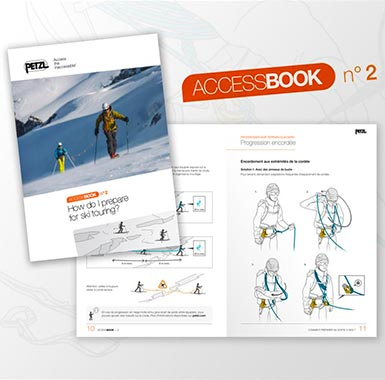 ACCESS BOOK #2: How to prepare and plan for a ski tour
