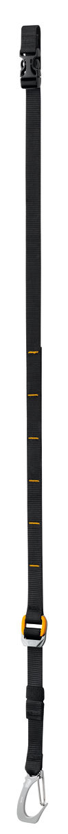 Upper strap for KNEE ASCENT assemblies