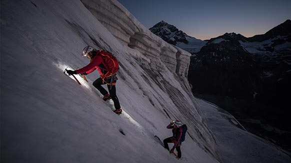 How to choose your ice axe?