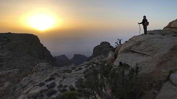 Spedizione esplorativa CAI-JTB in Giordania