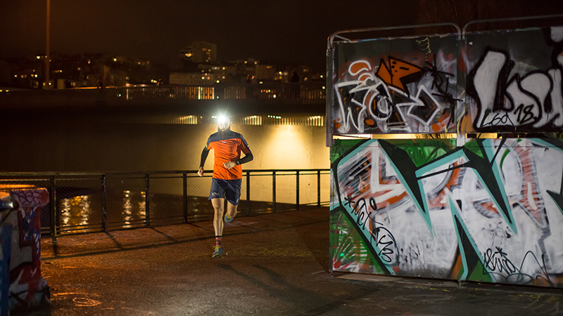 Tips for lighting up your night run