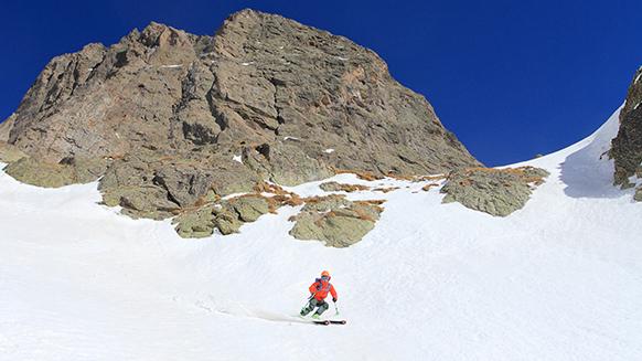 Parcours de jeune guide #2 Apprendre à skier