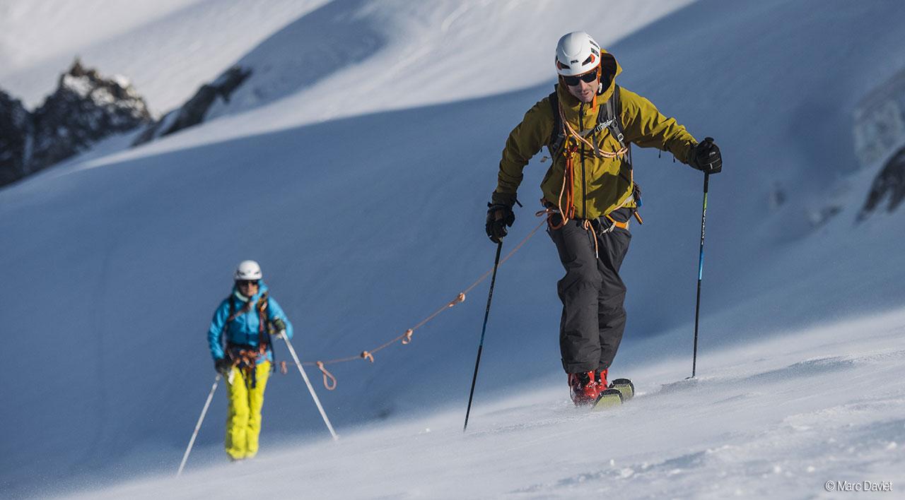 News Petzl Why Wear A Helmet When Ski Touring Petzl Other