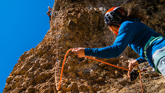 How to prepare for an outing at the crag: tech tips for climbing and gear