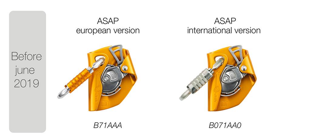 Petzl ASAP Compact