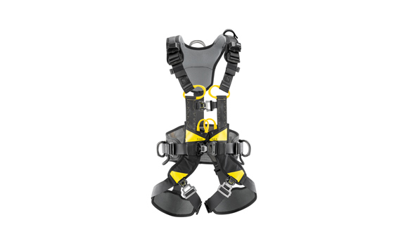 New VOLT line: fall arrest and work positioning harnesses