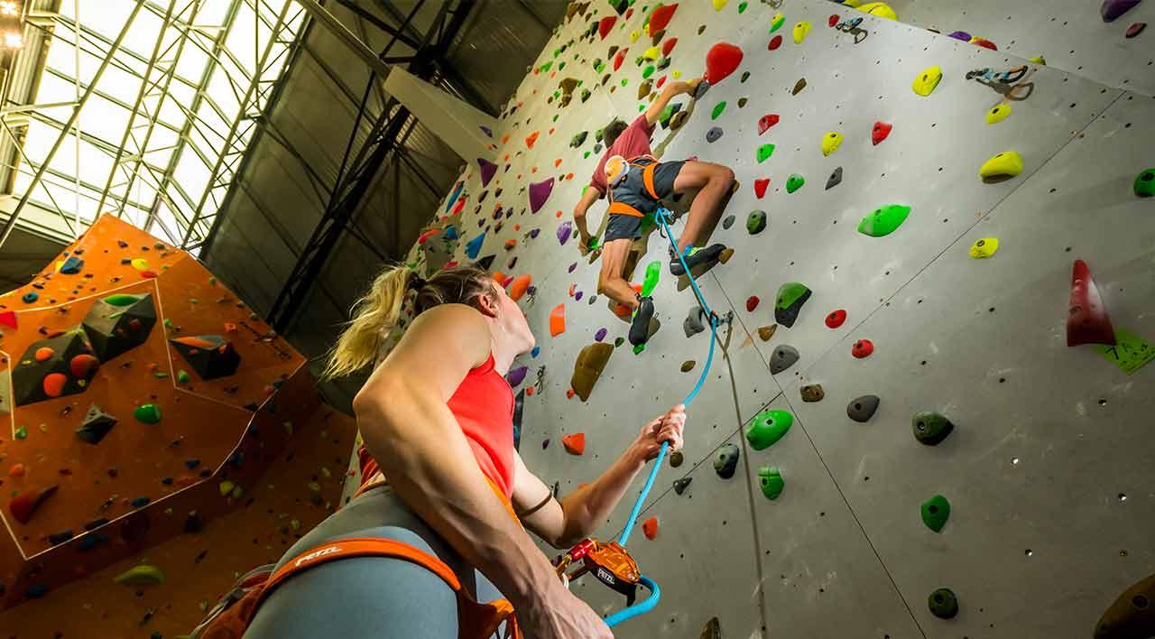 Todo en el mismo saco: ¡escalada y vida cotidiana!