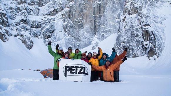 Team Petzl : De nouveaux arrivants