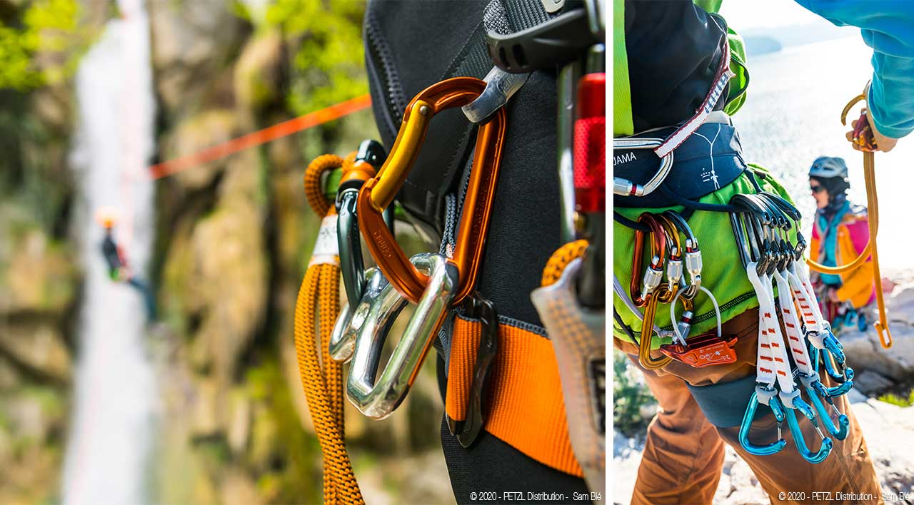 © 2020 - PETZL Distribution -  Sam Bié