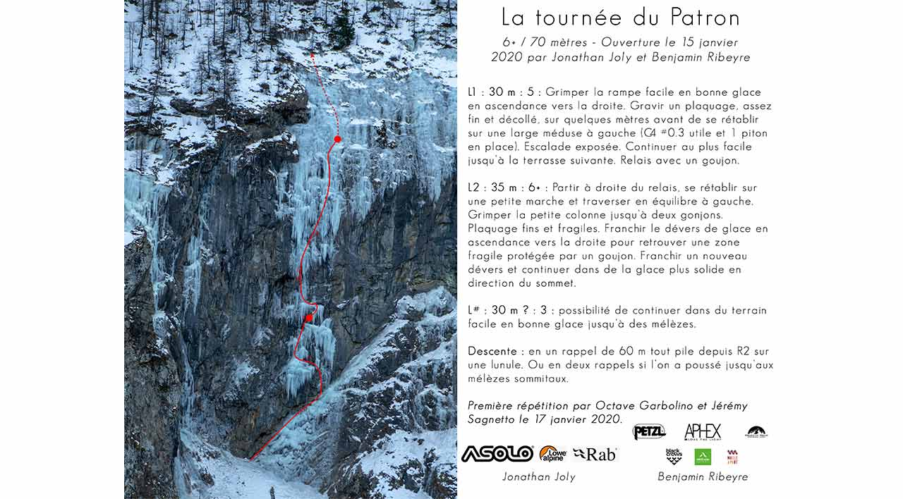 © 2019 PETZL Distribution - Jocelyn Chavy
