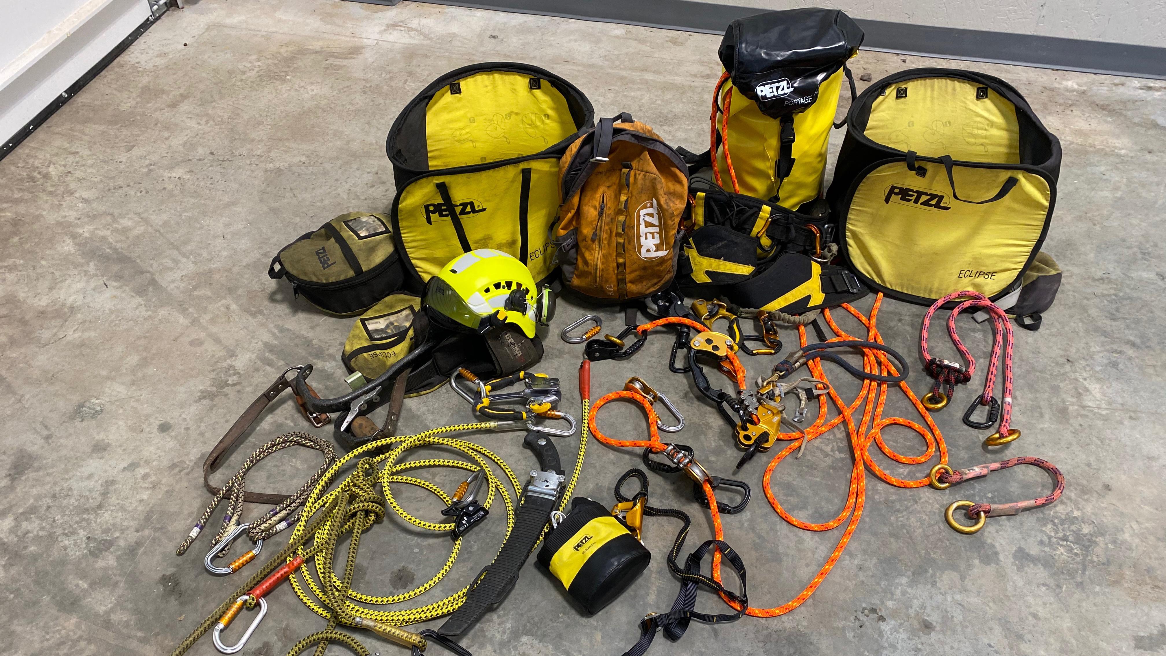 What's in Arborist Ryan Torcicollo's Pack?