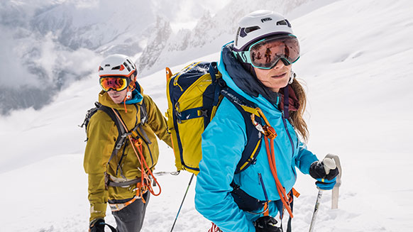 How to choose the right mountaineering and ski-mountaineering harness