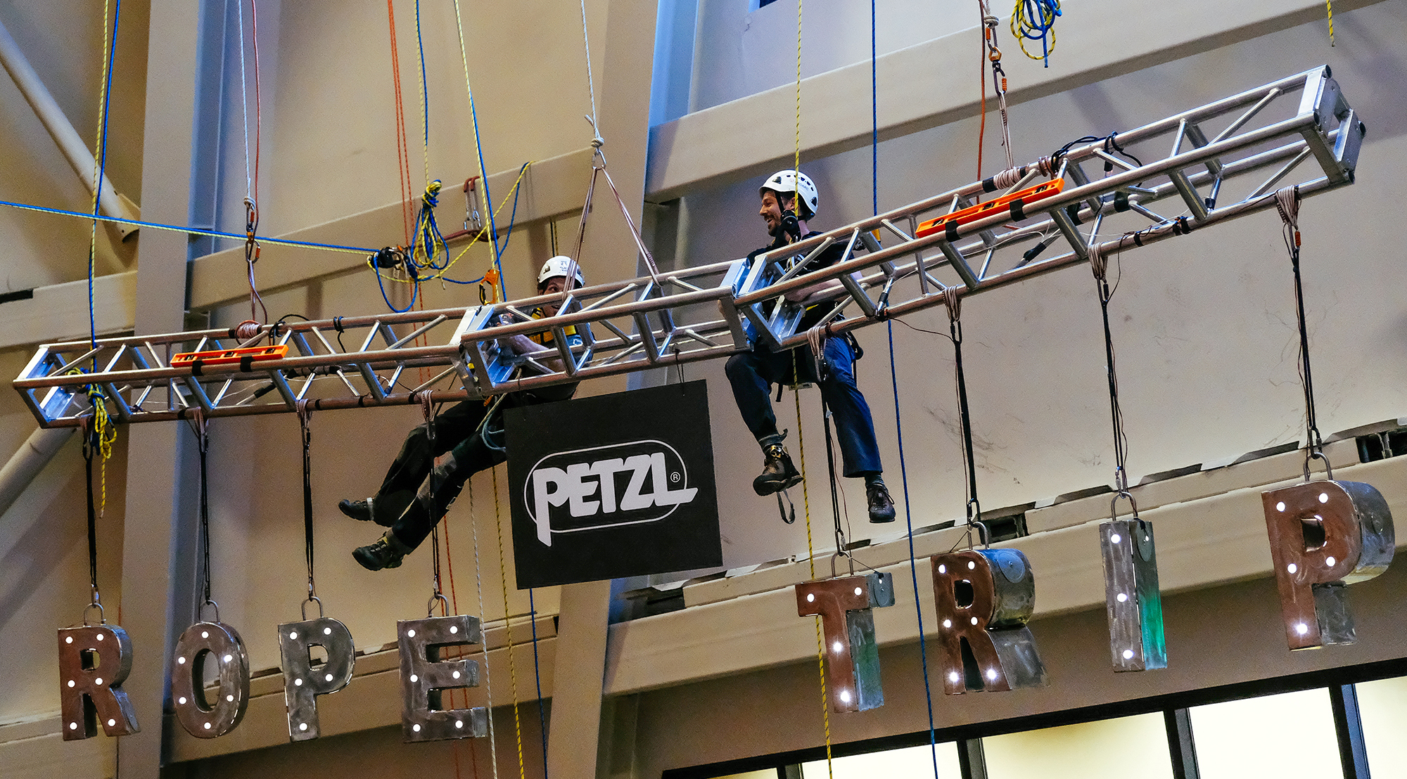 Behind The Scenes at the 2020 Petzl RopeTrip US & Canada Series