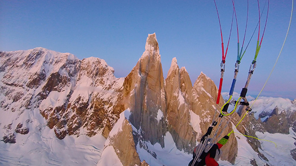 Making Patagonia History: The First Cerro Torre Climb and Fly