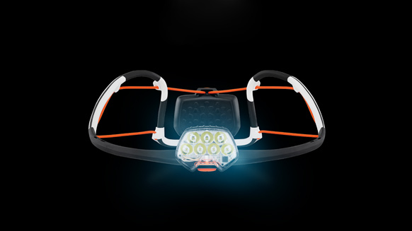 IKO, the headlamp reinvented