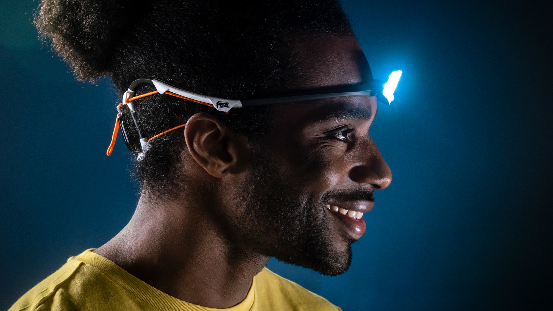 Petzl reinvents the headlamp – LIKE NOTHING ELSE
