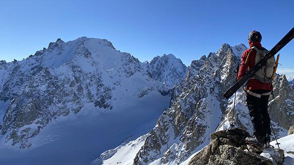 Réinventer le ski de randonnée