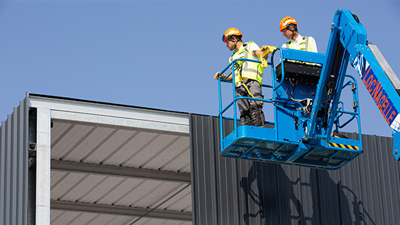 Aerial Work Platforms: Another Way to Work at Height