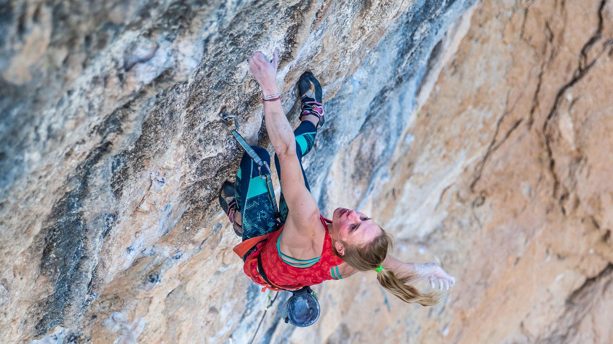 Neverending miracle - Martina Demmel punktet ihre erste 9a