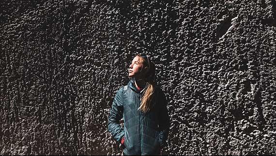 Federica Mingolla e l'arrampicata, il ritratto di una passione