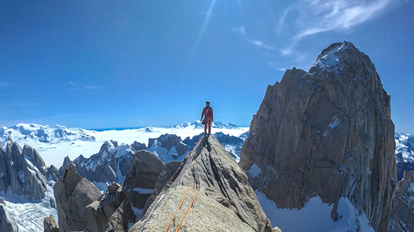 A Day in the Life of a Climber in Patagonia