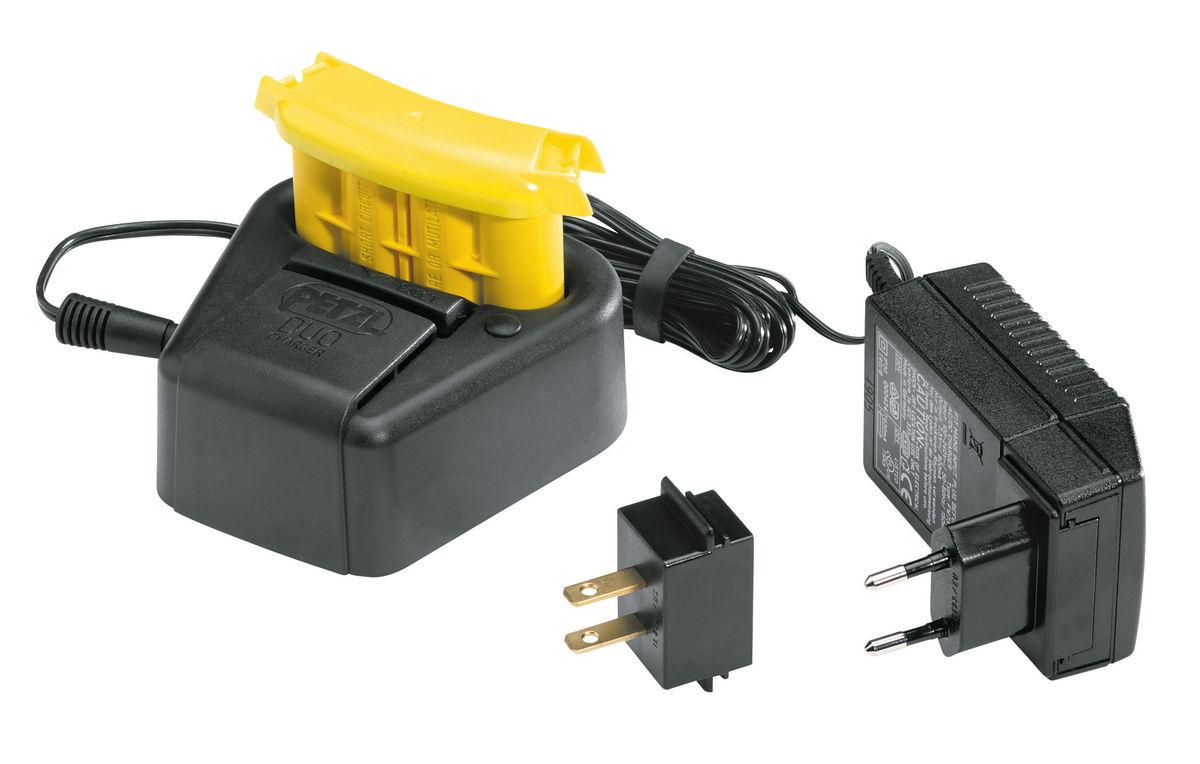 ACCU DUO + cargador EUR/US