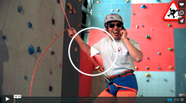 Video - The Worst Belayer in the World