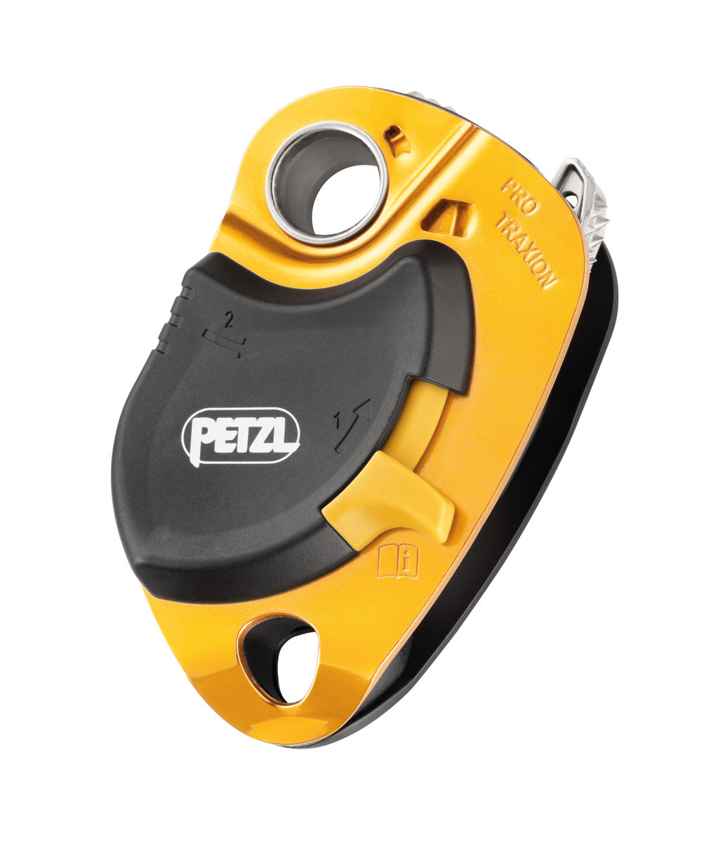 PRO TRAXION - Pulleys | Petzl USA