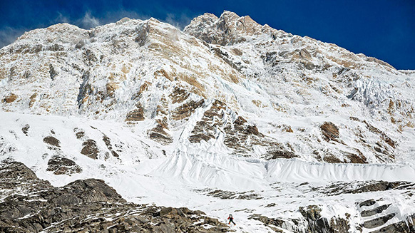 Ueli Steck: historic solo of Annapurna's South Face