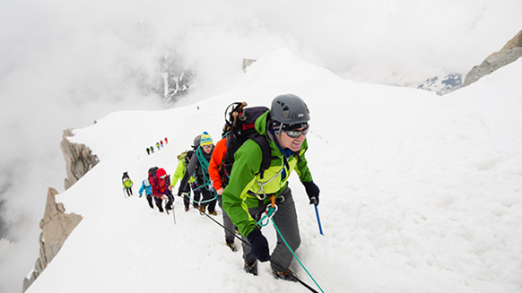 Arc'teryx Alpine Arc'ademy: a successful 3rd edition!