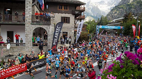 2014 UTMB: one start after the other, but no two races are alike!