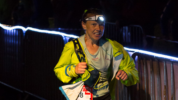 Nathalie Mauclair: the TIKKA RXP brightens her UTMB® dreams!