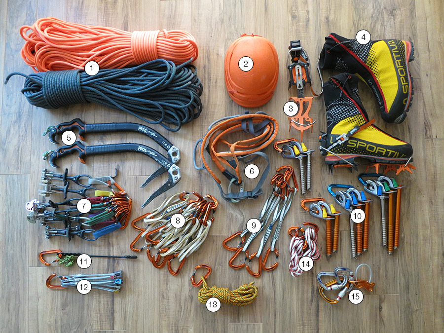 News - Petzl What's in Colin Haley's Pack? - Petzl Other