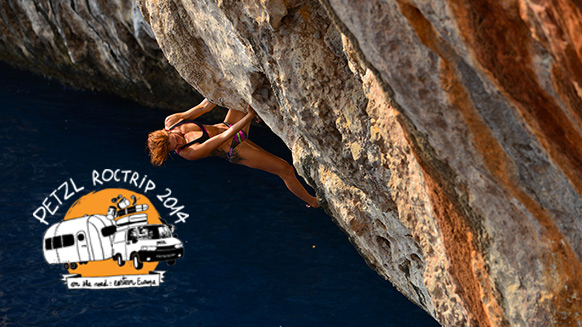 Video screenshot:Petzl RocTrip 2014 - Ep6 - Olympos, Turkey