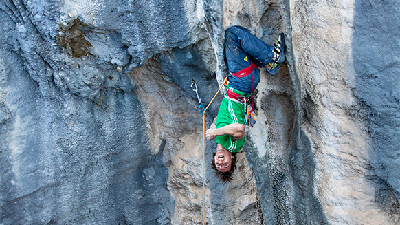 Travel, climbing, passion: trip reports by three athletes. EP1: Klemen Bečan