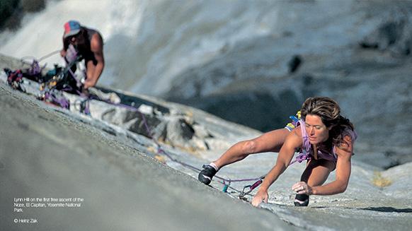 Lynn Hill, a Yosemite story