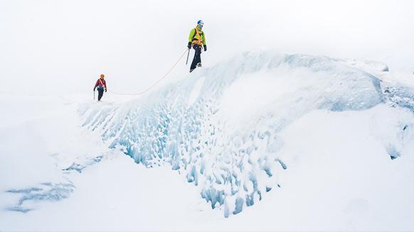 Scaling Mont Blanc, a climber's dream come true?