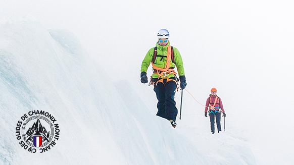 Compagnie des Guides de Chamonix, Stages en partenariat avec Petzl