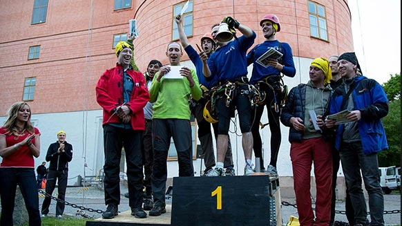 From Moscow to Salt Lake City: team Evpator to defend its Petzl RopeTrip title
