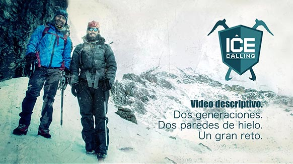 Captura de pantalla del vídeo:ICE CALLING 2016