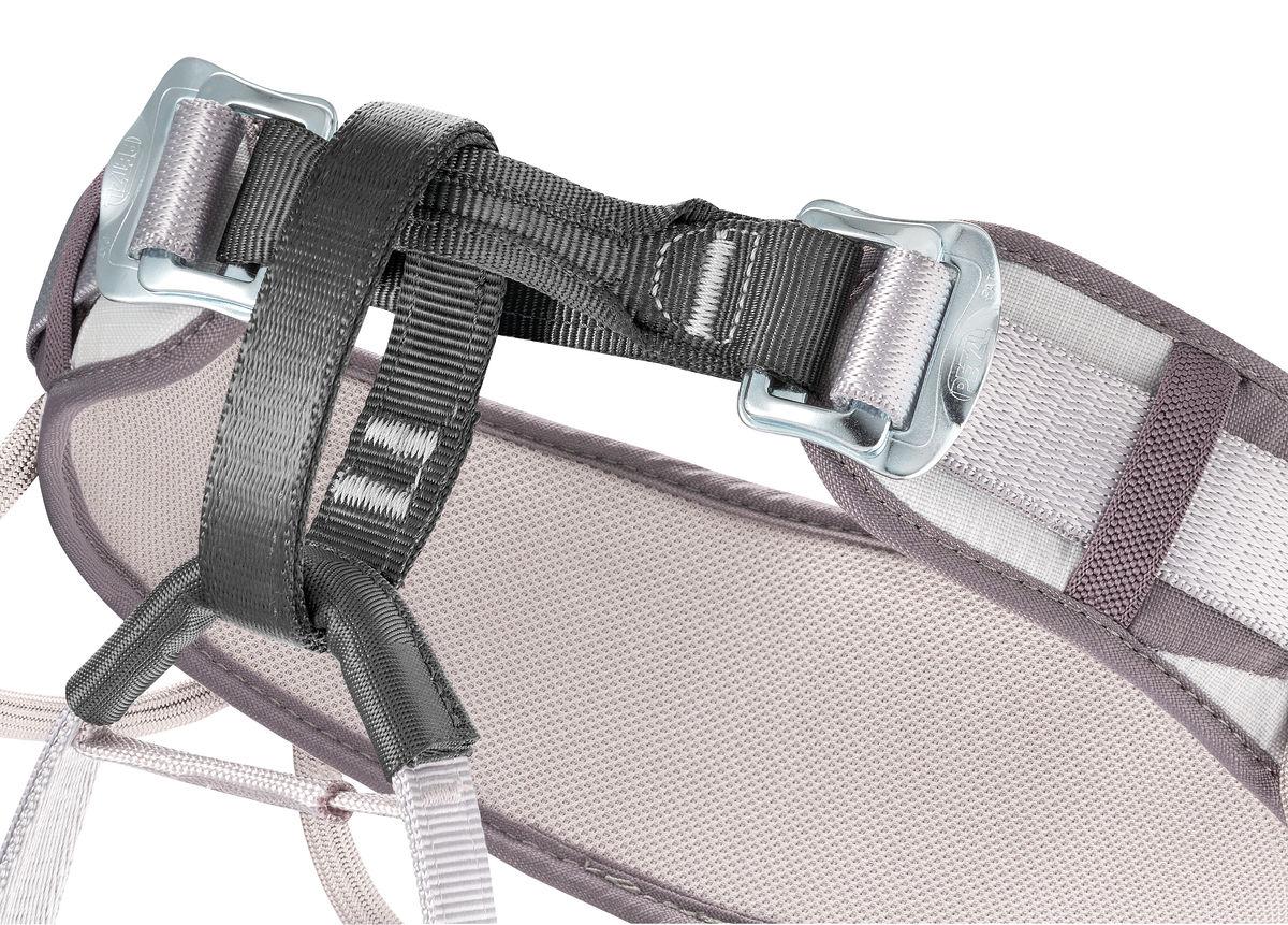 Petzl Klettergurt Adjama Test : Corax harnesses petzl usa